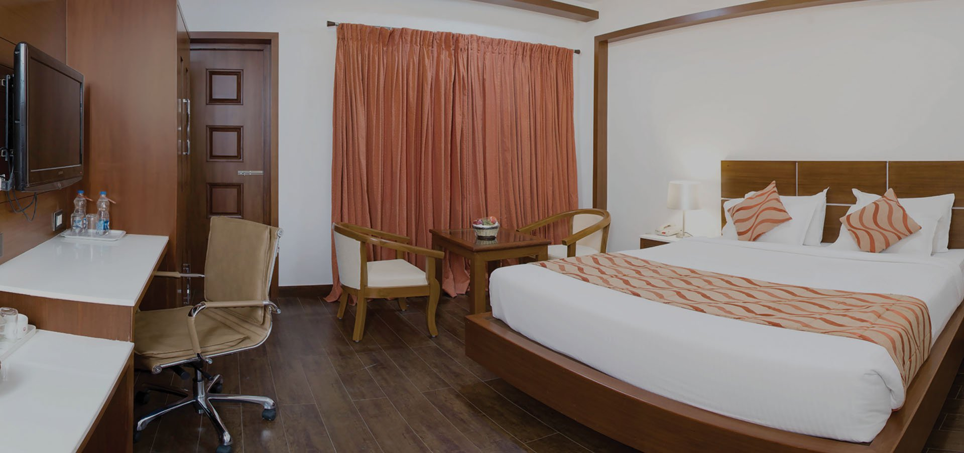 rooms in Trichy hotel Ramyas