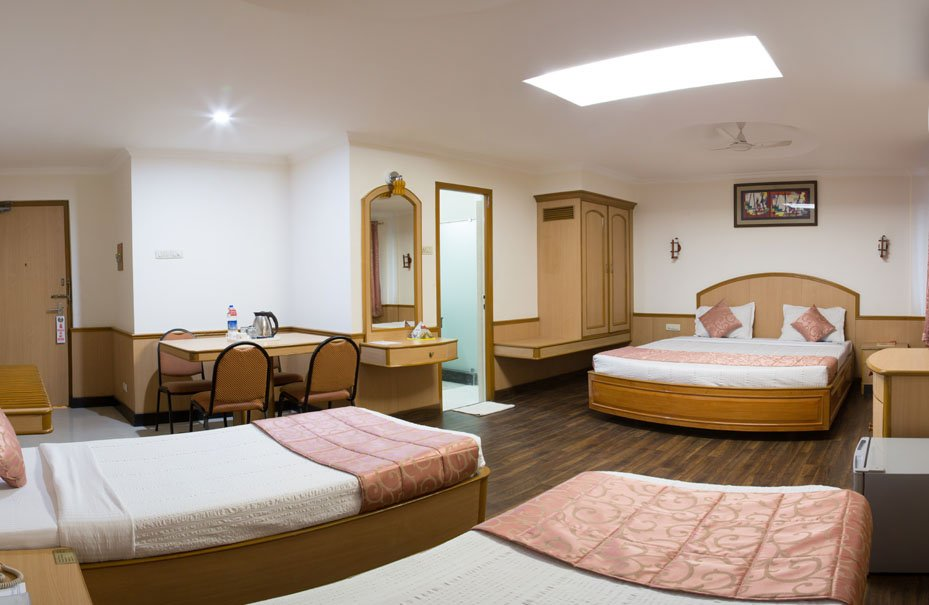 family rooms in Trichy