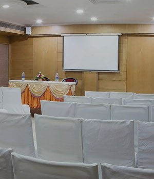 conference hall trichy