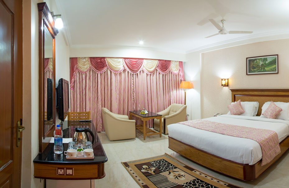 rooms in Trichy
