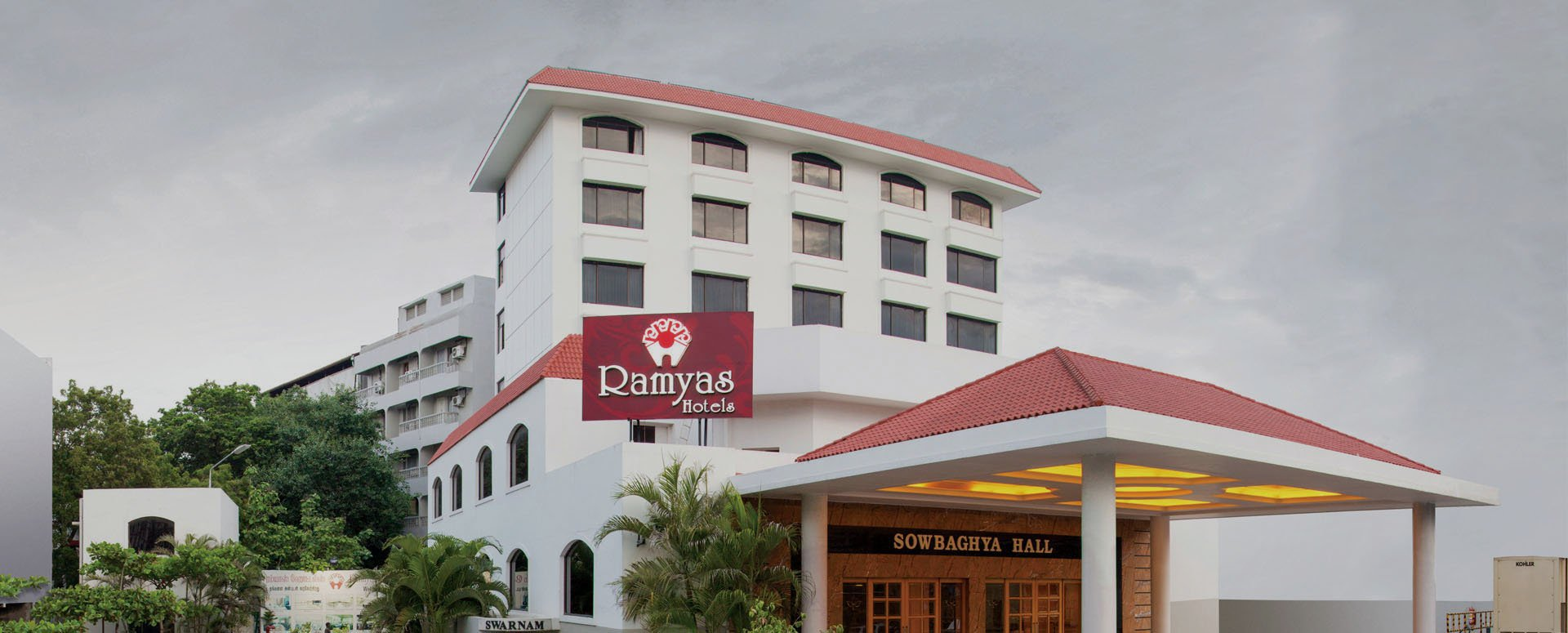 best hotels at Trichy Ramyas Hotels