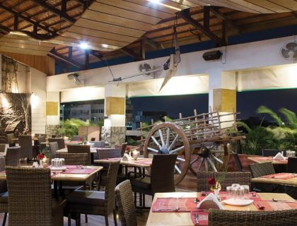 roof top restaurants in Trichy Thendral