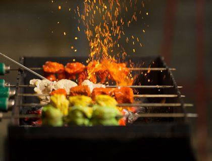 thendral restaurant bbq chicken