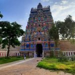 trichy jambukeswarar temple