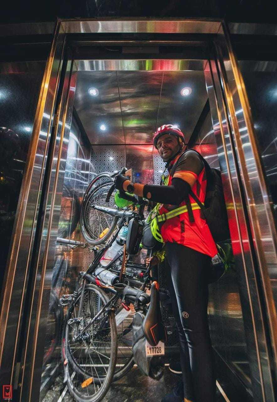 600BRM-Cycling-Team-at-Ramyas-Hotel-trichy