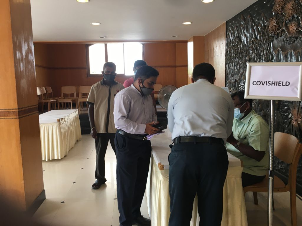 vaccination-camp-for-safety-measures-at-ramyas-hotel-trichy