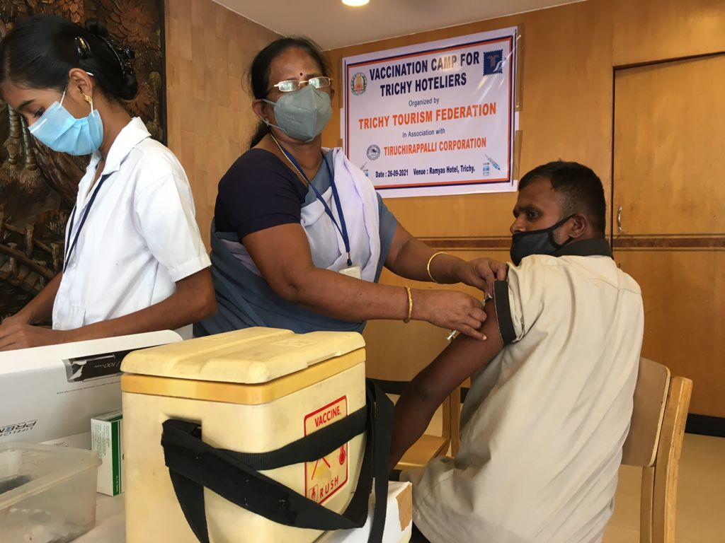 vaccination-camp-for-safety-measures-at-ramyas-hotel