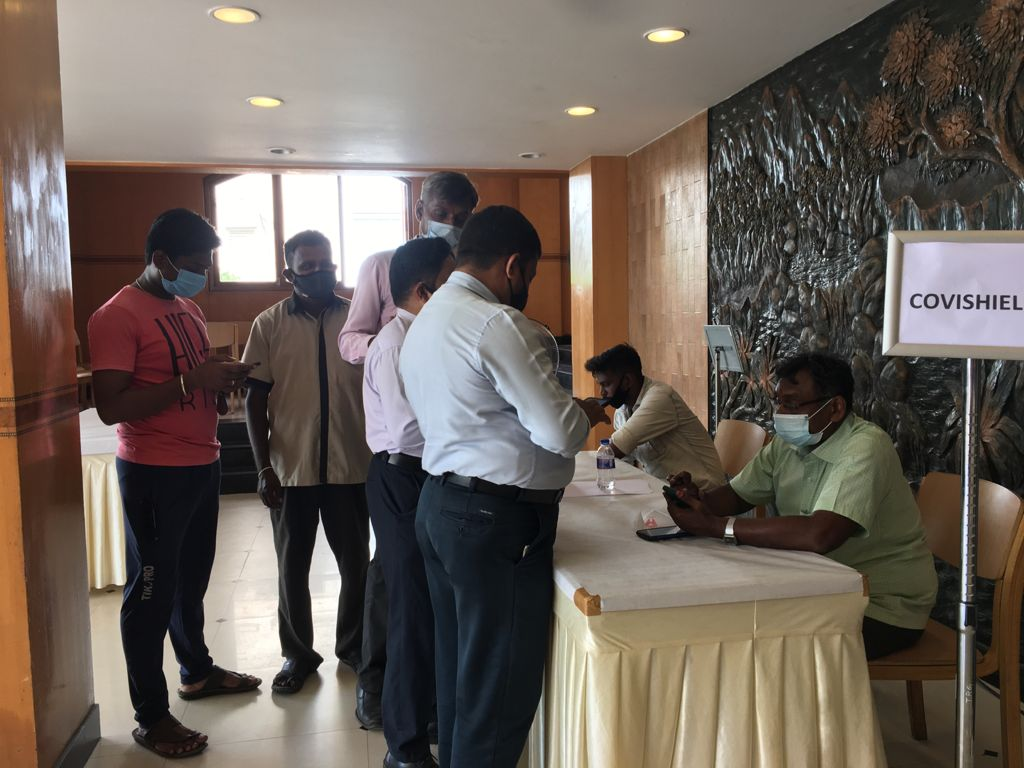 vaccination-camp-trichy-at-ramyas-hotel