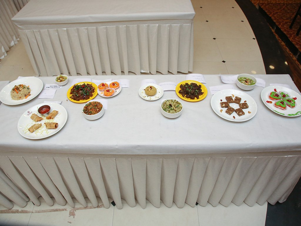special-sweets-at-chef-event-ramyas-hotel